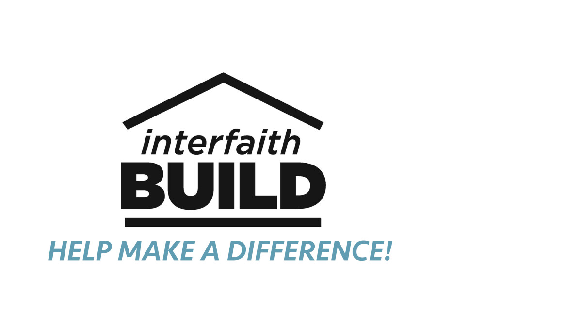Habitat for Humanity Interfaith Build