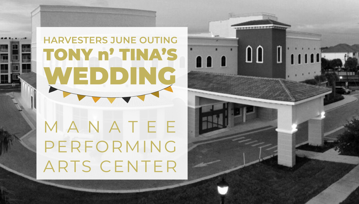 Harvesters Are Invited to a June Wedding