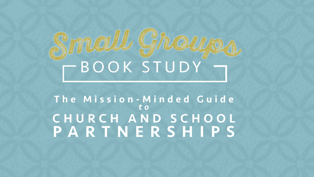 Small Groups Book Study